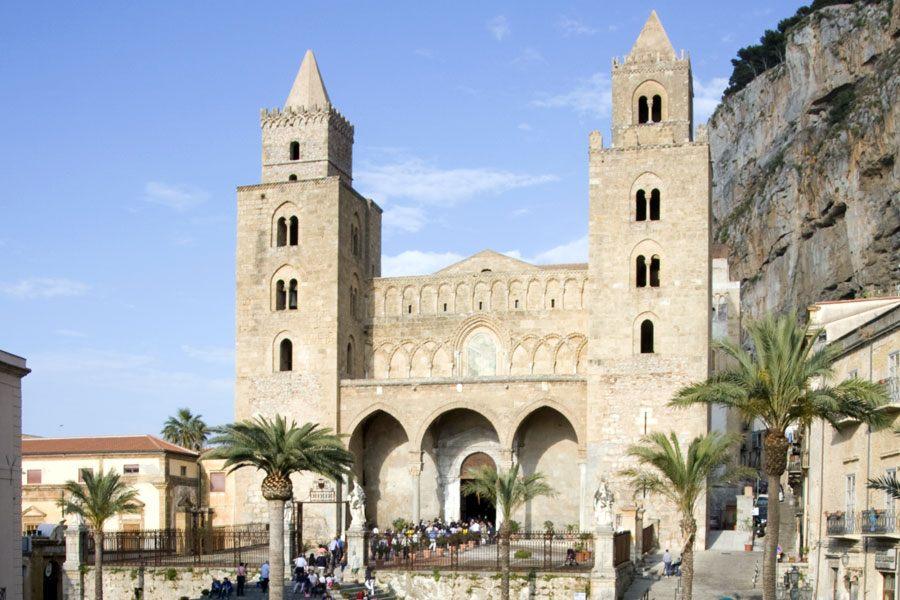 Taormina-Messina-Cefalu'-Palermo
