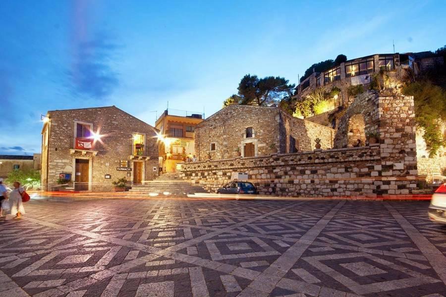 Escursione da Siracusa a Taormina e Castelmola