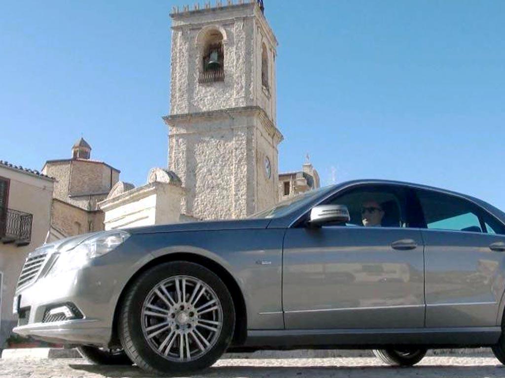 Trasferimenti da Catania a Taormina