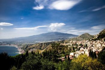 SHORE EXCURSIONS FROM MESSINA TO MOUNT ETNA AND TAORMINA