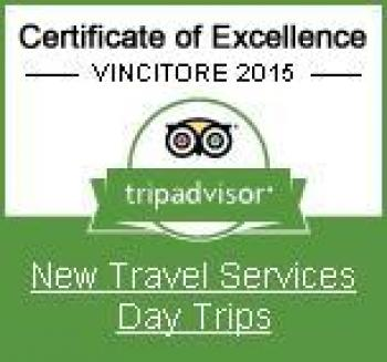 Excellence 2015 tripadvisor sicilyairporttransfer by newtravelservices