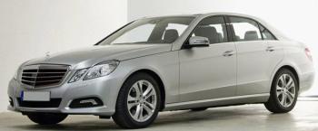 Mercedes classe e argento