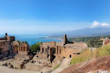 SHORE EXCURSIONS FROM CATANIA TO MOUNT ETNA AND TAORMINA